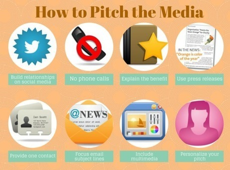 8 Media Relations Don'ts from the Media Themselves | International Public Affairs | Scoop.it