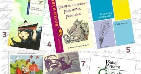 AYUDA PARA MAESTROS: 14 libros prácticos para que nuestros alumnos disfruten leyendo y escribiendo | Recull diari | Scoop.it