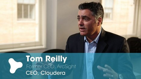 Tom Reilly, former CEO ArcSight - Elastica | cloudsecurity | Scoop.it