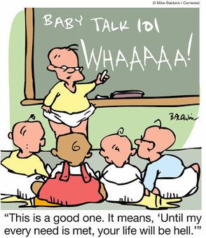 BishopBlog: Parent talk and child language | Logos | Scoop.it