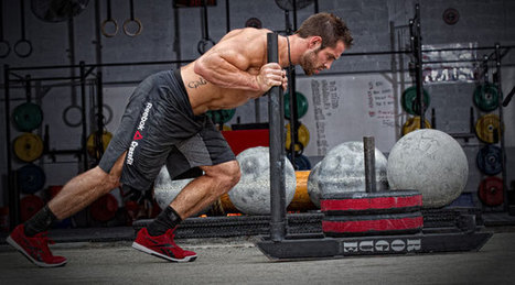 CrossFit Tips From Rich Froning | Fitness and Training | Scoop.it