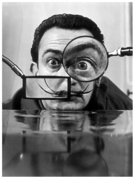 Salvador Dali and Photography | Art and Interior Design | Scoop.it