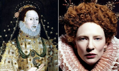 Is this proof the Virgin Queen was an imposter in drag? Shocking new theory about Elizabeth I unearthed in historic manuscripts | Armchair Enlightenment | Scoop.it