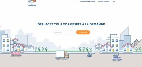 Peliqan : Le transport COLLABORATIF d'objets à la demande | actions de concertation citoyenne | Scoop.it