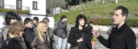 Sagardotegien bihotzera bisita | Euskal baserria, etnografia, bizimodua eta tradizioa | Scoop.it