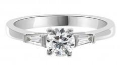 Niamh Diamond engagement Ring - Loyes Diamonds in white gold | Engagement rings Dublin Blog. | Scoop.it