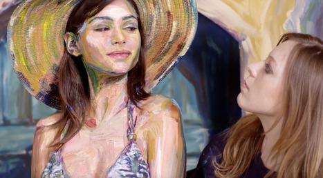 Alexa Meade Art | Teacher Training | Scoop.it