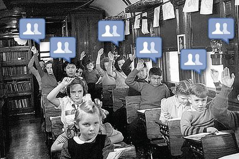 Must-Have Facebook Guidelines For Educators - Edudemic   Explore Technology   Scoop.it