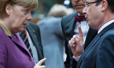 Eurozone crisis sees Franco-German axis crumbling | Daily Crew | Scoop.it