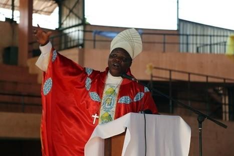Cardinal Nzapalainga: «Le pape a appelé le fils pauvre d'un peuple pauvre» | Qu'elle tourne plus rond | Scoop.it