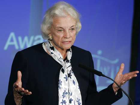 Sandra Day O'Connor: Supreme Court Probably Screwed Up On Bush V. Gore   Gov & Law Current Events   Scoop.it