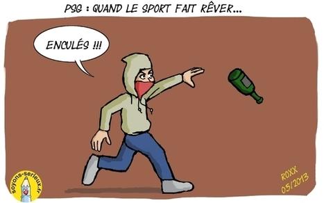 PSG : Quand le sport fait rêver… | Yannick | Scoop.it