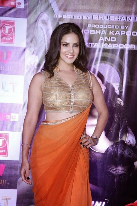 Latest Stills Of Sunny Leone From Raagini MMS 2 Success Meet | Movie Reviews | Scoop.it