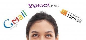 Gmail, Hotmail, Yahoo! Mail: Comparatif des 3 webmails géants | Antenne citoyenne | Scoop.it