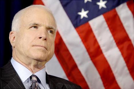 SENATOR McCAIN ON PRESIDENT OBAMA'S VISIT TO PHOENIX VA TODAY | Veterans | Scoop.it