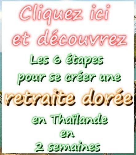 Les différences entre la retraite en Thaïlande et celle en France | Retraite-Donations-Successions | Scoop.it