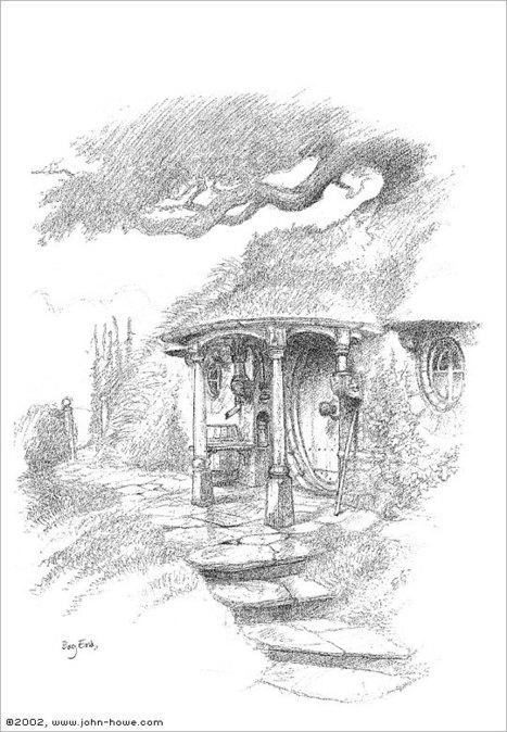 À la recherche du Hobbit (1/5) | ARTE | Géographie : les dernières nouvelles de la toile. | Scoop.it