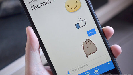 Facebook will turn off messaging in its mobile app, forcing you to download Messenger | Following Facebook | Scoop.it