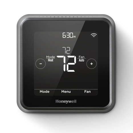 Honeywell's new HomeKit and Alexa compatible smart thermostat runs$149 - TechCrunch | Smart Home & Connected Things | Scoop.it