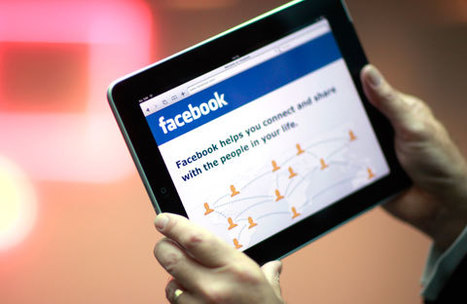 Facebook Readies an iPad App, Finally | Tablet Publishing | Scoop.it