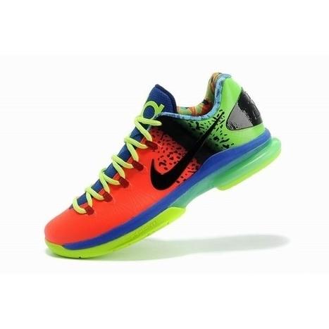 Cheap Nike KD 5 V Elite Anti Nerf Customs,Nike Kevin Durant,Nike KD 5 Elite | Cheap KD Shoes | Scoop.it
