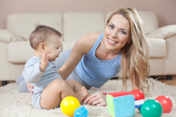 Creating a Safe Play Area for Your Baby | Safe place for kids to play | Scoop.it