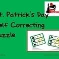 Self Correcting Puzzle - St. Patrick's Day Leprechaun Money - Heidi Raki | Homeschooling 365 | Scoop.it