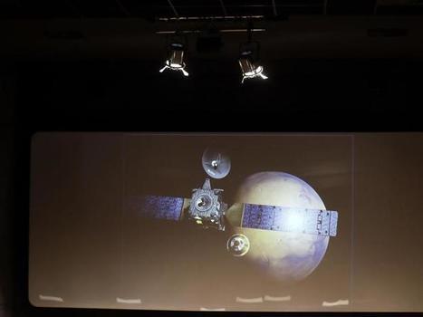 Schiaparelli, che cosa potrebbe non aver funzionato (e perché) | Planets, Stars, rockets and Space | Scoop.it