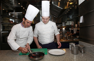 "French cuisine has earned a spot on UNESCO's ""intangible"" cultural-heritage list. 