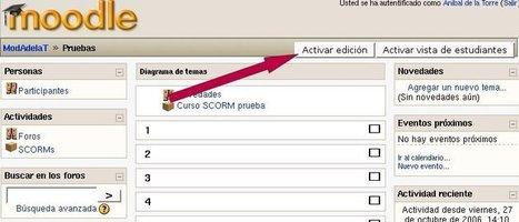 Incorporando la actividad Jclic a Moodle | Educacion, ecologia y TIC | Scoop.it