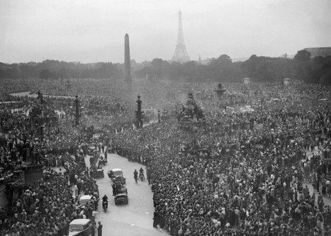 Ces petites histoires qui racontent la Libération de Paris - LExpress.fr | GenealoNet | Scoop.it