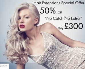 Hair Extensions Central London | Clip in Hair Extensions | contrastilondon | Scoop.it