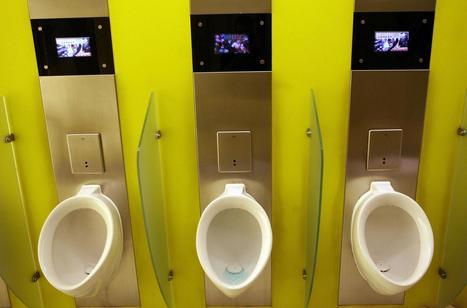 Une appli pour noter la propreté des WC - DirectMatin.fr | Innovations urbaines | Scoop.it