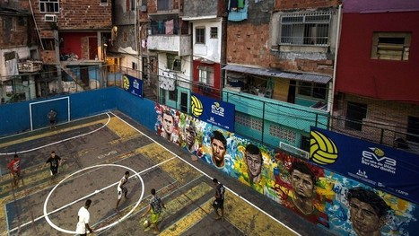 Favela Stars   2014 Fifa Wold Cup Brazil   Scoop.it