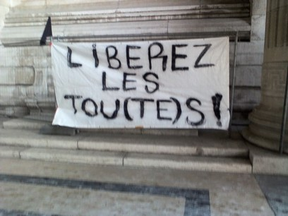 Suite du procès 'No Border'   Occupy Belgium   Scoop.it