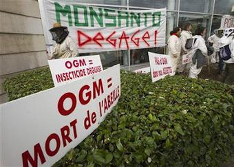 Monsanto, culpable d'intoxicació química a França | REDdeRED – Otro Mundo es Posible | Scoop.it