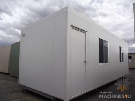 Gb Mcgregor Portable Building:8.4x 3M Accommodation Unit NC338 | Farm Machinery | Scoop.it