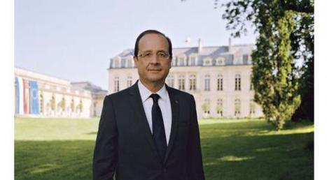 Portrait de François Hollande : Une photo ratée de Depardon est-elle encore une œuvre d'art ? | BRUT D'ACTU | Scoop.it