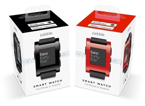 Pebble Smart Watch Comes to Best Buy July 7 | Gadgets | Scoop.it