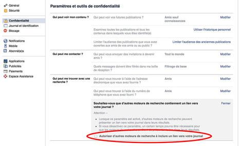 Très bien expliqué !! Vie privée sur #Facebook: comment être invisible en 15 étapes   #Security #InfoSec #CyberSecurity #Sécurité #CyberSécurité #CyberDefence & #eCommerce   Scoop.it