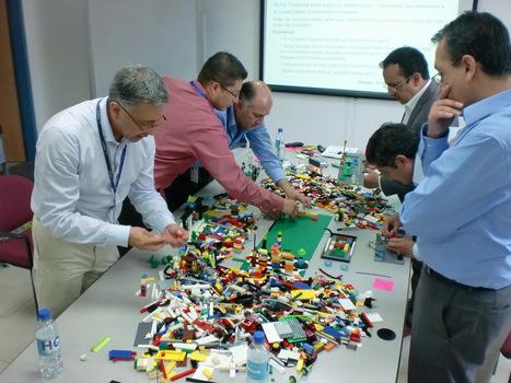 Buena práctica: Lego Serious Play y Quito Digital | La servilleta || El blog de Paco Prieto | Educational trends | Scoop.it