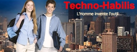 Techno-Habilis - L'Homme invente l'outil... | Ressources pour la Technologie au College | Scoop.it