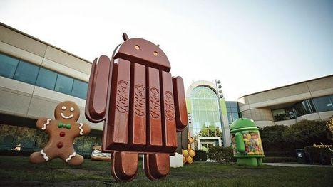 Google tente de reprendre la main sur Android | Inside Google | Scoop.it