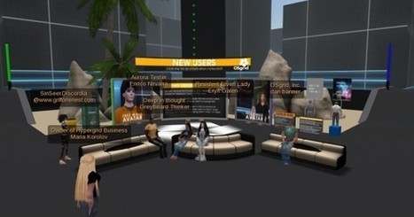 OSgrid recovers data, no date for return - Hypergrid Business | virtualworlds | Scoop.it