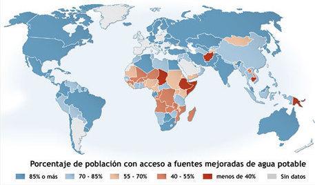 Acción Contra el Hambre | Agua helada en Mercurio | Scoop.it