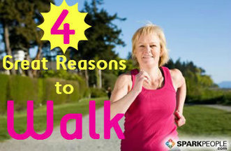 Health and Fitness Benefits of Walking | One Step at a Time | Scoop.it