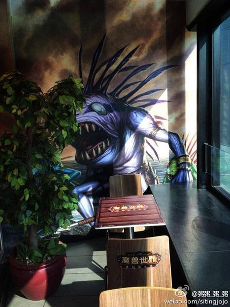 Des McDo aux couleurs de «World of Warcraft» arrivent en Chine | Creative marketing ideas | Scoop.it