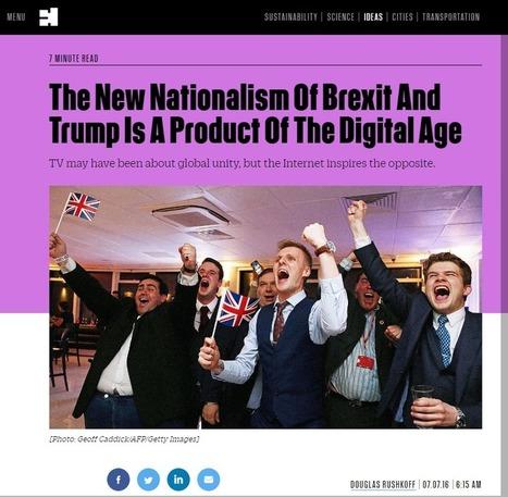 [Sommes-nous dans un régime POST-VÉRITÉ ?]La propagande des algorithmes ? Vraiment ? | Le BONHEUR comme indice d'épanouissement social et économique. | Scoop.it