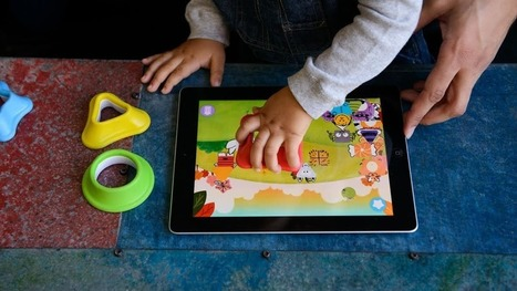 10 iOS-Friendly Toys for Kids | Studying Teaching and Learning | Scoop.it