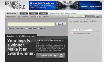 Best Resources for Logo Designers - 10 Inspiring Websites | Logo ... | timms brand design | Scoop.it